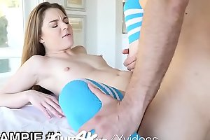 CUM4K MARCH MADNESS FUCK with multiple LEAKING creampies