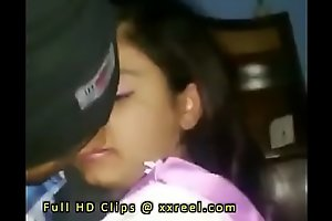 sexy hot indian girl fucking hard and kissing