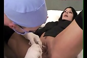 Carly G Impregnated - Dirty Doctor Creampie Speculum Fertility Treatment