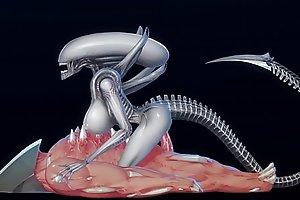 Alien Quest EVE Version 0.13 - Animation Gallery