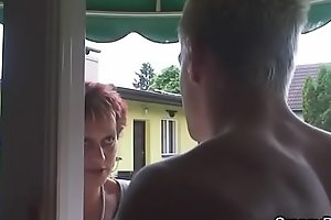 He screws neighbour granny