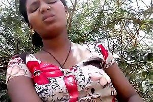 Desi Lady