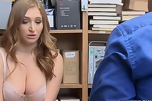 Thick Big Tits Shoplifter Anal Fucked