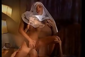 nun suck hot guy