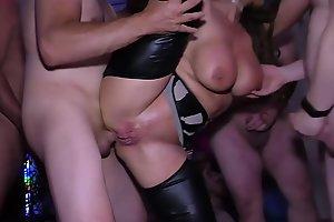 big boob flexi milf rough anal group banged