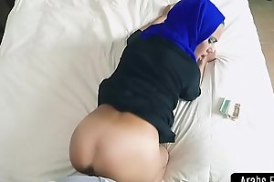 Filthy arab chick uncovered and fucked