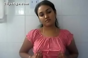VID-20161029-PV0001-Kolhapur (IM) Hindi 21 yrs old unmarried college girl Sarah boobs pressed by herself (Masturbation) at girls hostel bathroom sex porn video