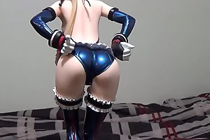 Cumshot on Anime Figure