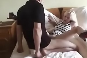 Horny sister agreed for quick fuck