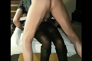 Bareback Sex with top Nigerian Street Whore