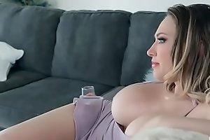 Stepmom's porn video  Huge Exposed Titties