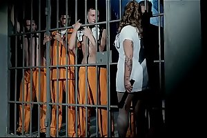 Police woman have very hard threesome in prison ----&gt_ 2&deg_ part free here www.sweetdreams69.site
