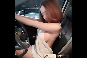 Thailand hot model