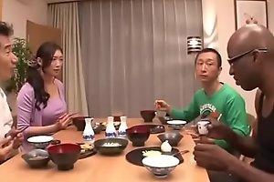 Japanese wife more than black-reiko