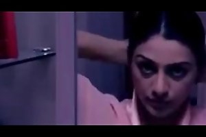 Actress tabu receives coercive by ghost