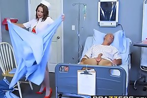 Brazzers - Doctor Adventures - Lily Love with the addition of Sean Gangster - Extras Of Being A Vigilance