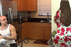 Madisin lee in i indeed desire a baby son. mamma has her son impregnate her.creampie