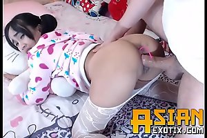 Young Asian Teen anal and pussy sex live - AsianExotix.com