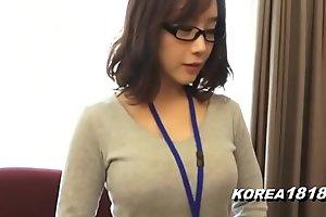 Korea1818.com - hawt korean main debilitating glasses