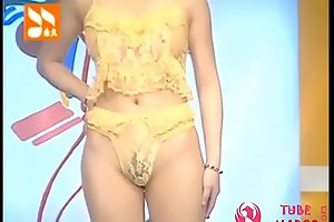 Taiwan Unshaded Sexy Lingerie Skit 永久情趣內衣秀 6