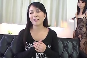 Sexy xxx Japanese scenes with defoliated Saya Fujimoto - More at Japanesemamas.com