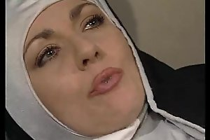 Sex in the convent: jessica is a perverse nun!