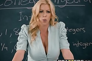 Brazzers.com - large mambos at school - college fantasies scene starring alexis fawx bailey brooke & danny