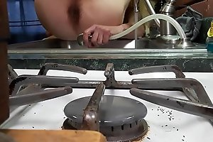 Kitchen Sink Enema