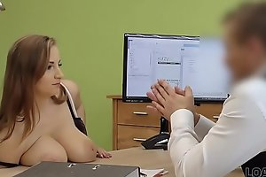 LOAN4K. Car is crashed and dirty dealings is hit the road drive off solution in loan porn