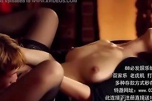 挑战老外大屌的中国美女