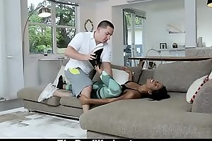 Adjust EBONY TRAINER  SQUAT In the first place HARD COCK