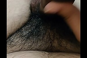 Juicy Cum: Amateur Indian bloke masturbates on cam (Only for females)
