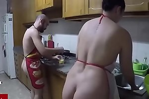 Cooking and fucking.RAF033