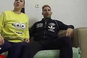 Pamela fucks her friend. Homemade amateur spycam with my gf RAF106